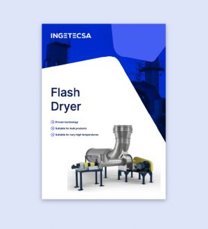 Brochure Ingetecsa's Flash Dryer