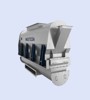 Ingetecas's static Fluidised Bed technology, very gentle product treatment, superior product quality, high reliability and uptime