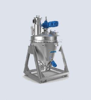 Andritz Gouda helix dryer