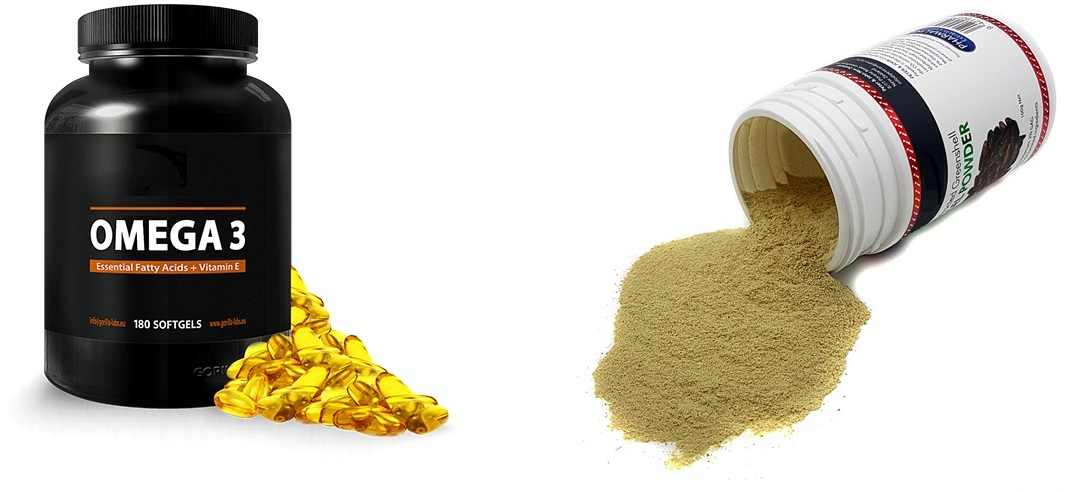 Green lipped mussel extract dried on the Spiral Flash Dryer or a drum dryer