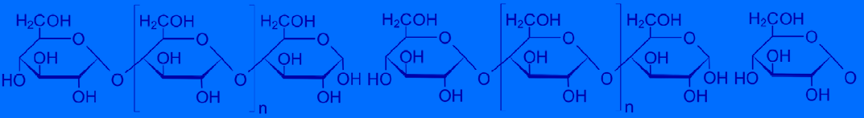 Banner dextrin processing