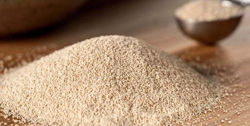 Dried fibre